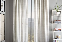 Curtains / by Andrea Olson