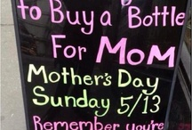 For Mom's :)