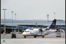OK-JFL, ATR 42 / OK-JFL - CSA - Czech Airlines ATR 42,
