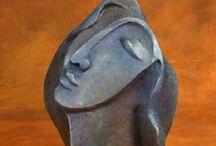 tête abstraite