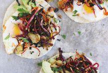 Savoury / foods to make