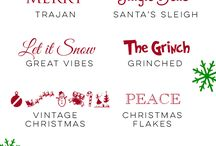 Invitations // christmas