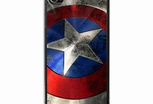 Things from Marvel❤ / phone cases, headphones etc.
