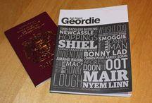 Geordie : North East Dialect