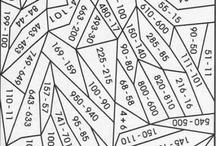 alkuopetus matematiikka / math