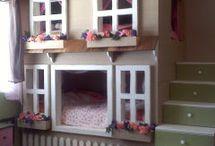 Loft ideas for Tori / by Joanne Coyle