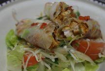 Oriental food / Cibo/ comida de otros continentes..