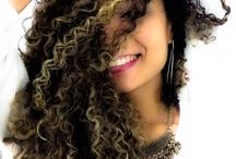 Hair | Curly | Colors | MakeUp / Amor aos Cachos <3