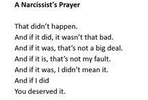 narrastic traits