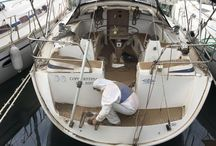 """Refreshing & rebuilding of our """"family"""" fleet .. / During continuous refreshing & rebuilding of our """"family"""" fleet .... with the signing of our technical company named ALPHA YACHT TECHNICAL MANAGEMENT."""