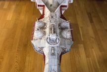 Spaceship Models