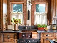 Kitchen ideas / by Stephanie Parker