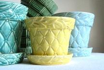 Art Pottery / by Mary Allen Morgan