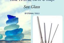 Sea glass stuff
