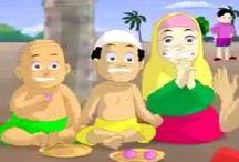 kartun anak islami