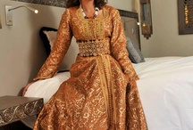 caftan traditionnel