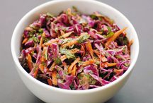 Recipes - healthy side dishes / by Kim Arnold