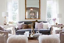 Pasadena bungalow Living room