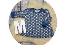 Mitwachsshirts / diese tollen Tuniken und Shirts sind so hübsch und passen ewig - ein absolutes must-have im Babykleiderschrank