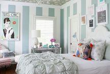 Girls room  / by Lindsey Drake