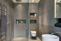 banheiros casa nova