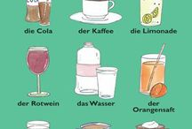 German I Challenge Lists / by Abby Whicker