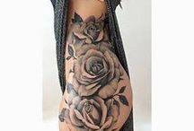 Rosas - Rose / Tattoo