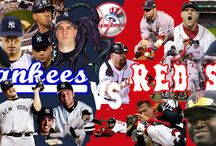 Best Rivalry in Baseball! / Red Sox and Yankees