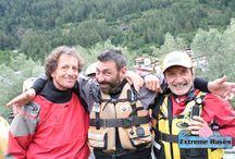 Extreme Waves 9 Luglio 2014 / #Rafting con #ExtremeWaves in #ValdiSole lungo il #fiume #Noce, uno tra i tracciati più belli al mondo per fare #kayak e #hydrospeed in #Trentino!  www.ExtremeWaves.it
