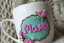 Fimo mug