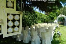 Real Wedding| Gold Wedding / Gold Wedding