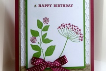 Stampin Up Set - Summer Silhouettes
