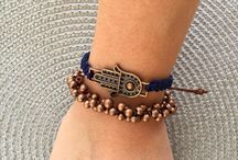❤️My Products❤️ / Handmade bracelet (macrame & friendship)