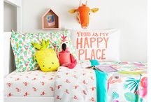 Interiors | Bright & Tropical | Childrens Bedroom