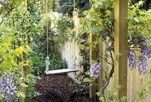 Beautiful Private Gardens / inspiration