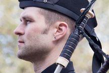 Bagpipe Band gear