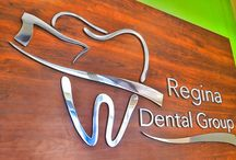 Regina Dental Group / Regina Dental Group offers General & Cosmetic Dentistry services in three convenient locations in Regina, Saskatoon: NormanView Crossing, Grasslands Dental & Southland Mall. For more information: reginadentalgroup.com
