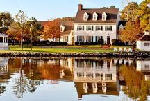 The Inn & Marina at Osprey Point / A relaxing oasis for weekend getaways, quiet retreats, and special events.