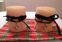 Beeswax Candles / by Clear Choice Beauty