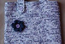Crochet bags & purses / by HandmadeByKR