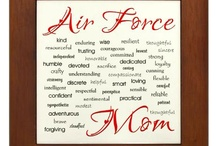 airforce mom / by Melissa Giron Whitesel