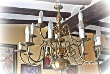 LAMPARAS / Apasionados del vintage: cuando decidáis decorar vuestro hogar según este estilo no descuidéis un elemento imprescindible: las lámparas.