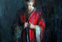paintings & art