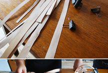 papel madera