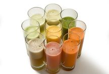 Smoothies and Juices <3 / by Eva de Jong