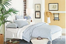 Guest bedroom ideas / by Heather Wilmore