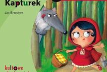 Galeria ilustracji - seria Bajki-Grajki CD