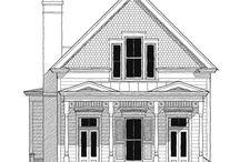 Sorrento 30 ft wide home for corner lot
