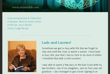 My newsletter / by Suzan Tisdale