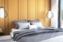 Archilab - SPÁLNE / bedroom